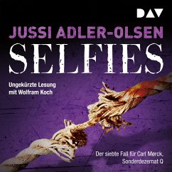 Selfies / Carl Mørck. Sonderdezernat Q Bd.7 (MP3-Download) - Adler-Olsen, Jussi