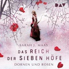 Dornen und Rosen / Das Reich der sieben Höfe Bd.1 (MP3-Download) - Maas, Sarah J.