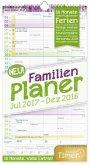 FamilienPlaner 18 Monate 2017/2018