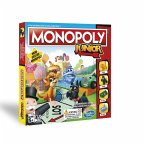 Hasbro A6984398 - Monopoly Junior