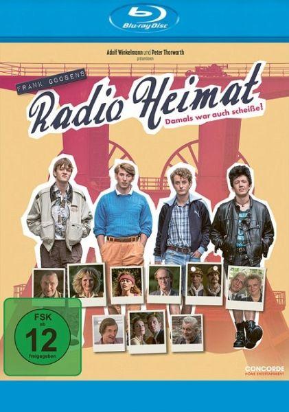 Radio Heimat - Damals war auch scheiße! - Semmelrogge,Martin/Lohmeyer,Peter