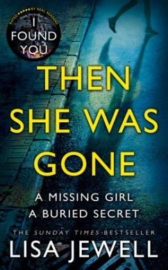 Then She Was Gone - Jewell, Lisa