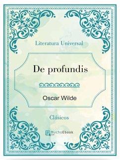 9788826026138 - Wilde, Oscar; Wilde, Oscar: De profundis (eBook, ePUB) - Libro