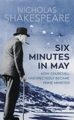 Six Minutes in May - Shakespeare, Nicholas