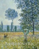 Impressionisten 2018. Kunst Special Kalender