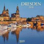 Dresden 2018. Broschürenkalender