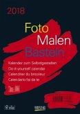 Foto-Malen-Basteln A4 schwarz 2018