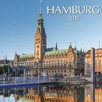 Hamburg 2018. Broschürenkalender
