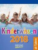 Kinderwissen 2018 Tages-Abreißkalender