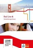 8. Klasse, Vokabelübungssoftware, CD-ROM / Red Line. Ausgabe ab 2014 Bd.4