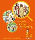 fragen - suchen - entdecken / Schülerbuch 1/2. Ausgabe Baden-Württemberg und Südtirol ab 2017