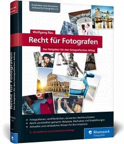 Recht für Fotografen - Rau, Wolfgang