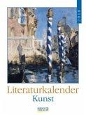 Kunst 2018 Literatur-Wochenkalender