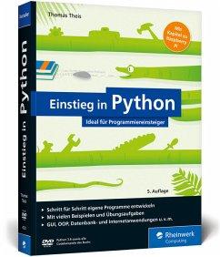 9783836245258 - Theis, Thomas: Einstieg in Python - Buch