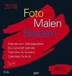 Foto, Malen, Basteln schwarz 2018