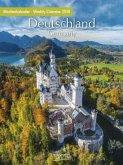 Deutschland 2018. Foto-Wochenkalender