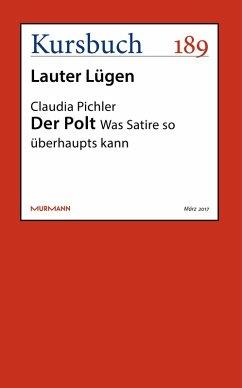Der Polt (eBook, ePUB) - Pichler, Claudia