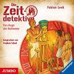 Das Auge der Nofretete / Die Zeitdetektive Bd.25 (MP3-Download)