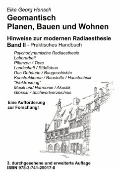 Geomantisch Planen, Bauen und Wohnen, Band II (...