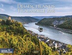 Deutschlands Traumziele 2018