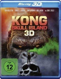 Kong: Skull Island (Blu-ray 3D)