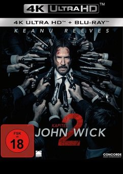 John Wick - Kapitel 2 (4K UHD) - Keanu Reeves/Ruby Rose