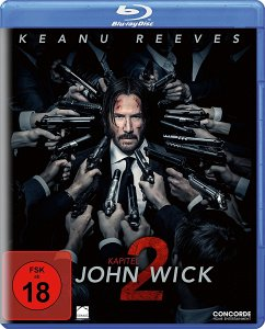 John Wick: Kapitel 2 - Keanu Reeves/Ruby Rose