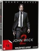 John Wick: Kapitel 2 Limited Steelbook