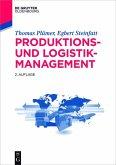Produktions- und Logistikmanagement (eBook, ePUB)