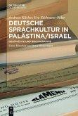 Deutsche Sprachkultur in Palästina/Israel (eBook, PDF)