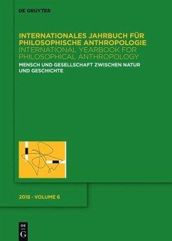 Mensch und Gesellschaft zwischen Natur und Geschichte (eBook, ePUB)