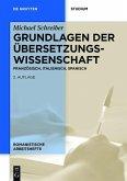 Grundlagen der Übersetzungswissenschaft (eBook, ePUB)