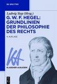 G. W. F. Hegel: Grundlinien der Philosophie des Rechts (eBook, PDF)