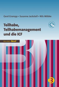 Teilhabe, Teilhabemanagement und die ICF (eBook, PDF)
