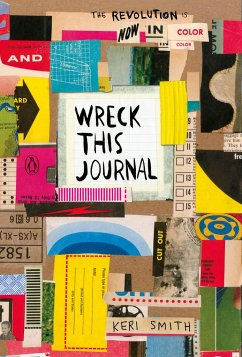 Wreck This Journal: Now in Colour - Smith, Keri