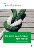 Die Compliance-Funktion nach MaRisk (eBook, PDF)