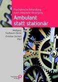Ambulant statt stationär (eBook, PDF)