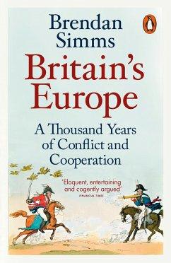Britain's Europe - Simms, Brendan