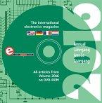 Elektor-DVD 2016, 1 DVD-ROM