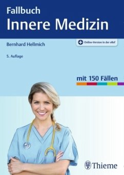 Fallbuch Innere Medizin - Hellmich, Bernhard