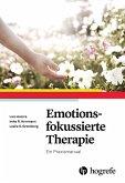 Emotionsfokussierte Therapie (eBook, ePUB)
