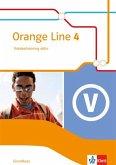 Orange Line 4. Vokabeltraining aktiv mit Lösungsheft. Grundkurs. Klasse 8. Ausgabe 2014