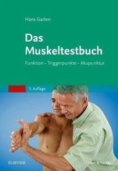Das Muskeltestbuch - Garten, Hans