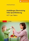 Heidelberger Elterntraining frühe Sprachförderung