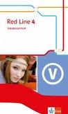 Red Line. Vokabellernheft 8. Schuljahr. Ausgabe 2014