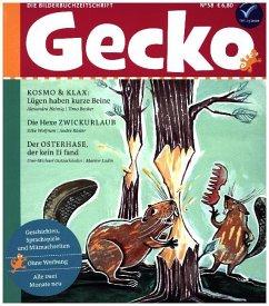 Gecko Kinderzeitschrift Band 58