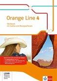 Orange Line 4. Workbook mit Audio-CD und Übungssoftware. Erweiterungkurs. Klasse 8. Ausgabe 2014