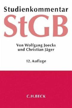 Strafgesetzbuch - Joecks, Wolfgang; Jäger, Christian