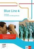 Blue Line. Workbook mit Audio-CD und Übungssoftware 8. Schuljahr. Ausgabe 2014