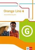 Orange Line 4. Grammatiktraining aktiv. Klasse 8. Ausgabe 2014